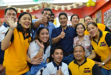 Video Coverage of TFC project with Coco Martin
